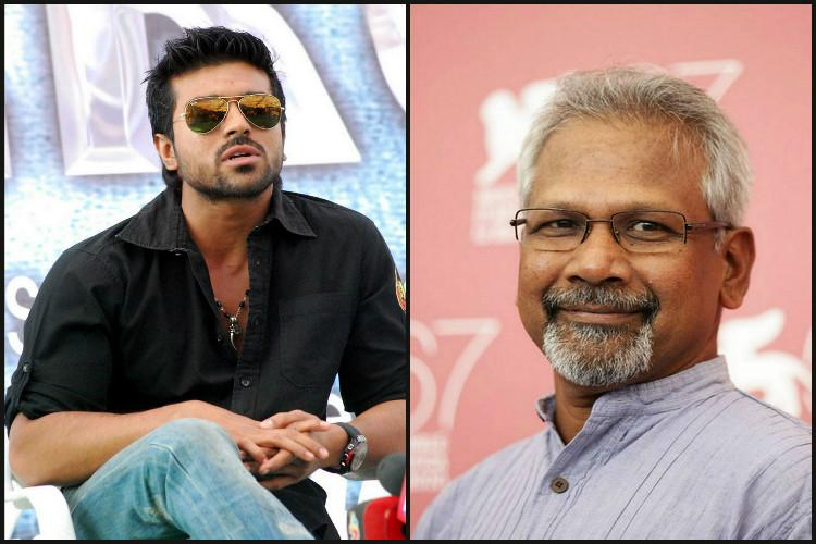 Mani Ratnams project with Ram Charan back on track