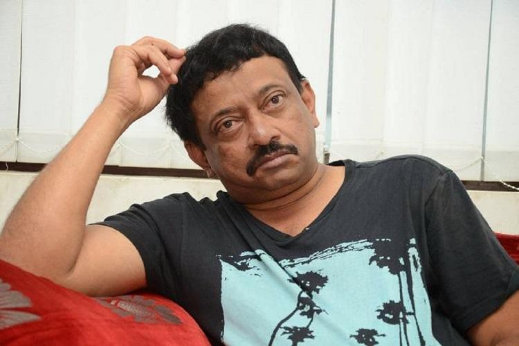 A file photo of Ram Gopal Varma
