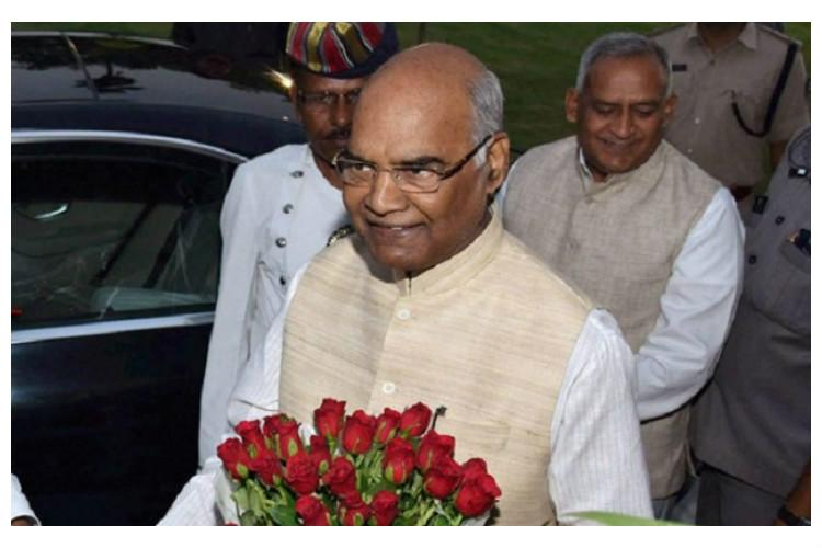 You can disagree without mocking a fellow citizens dignity President Kovind
