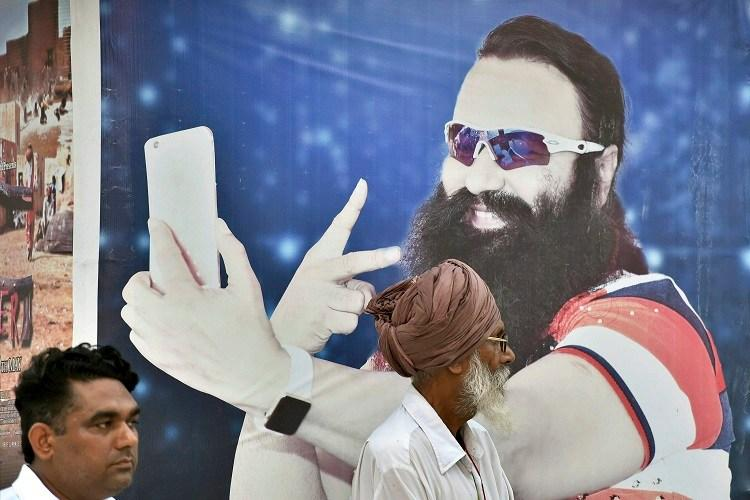 Ram Rahim verdict Over 15000 security personnel on standby at least 200 trains cancelled