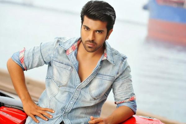 Ram Charans Dhruva to release first look soon