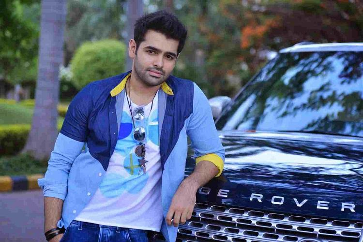 Ram Pothineni New Car