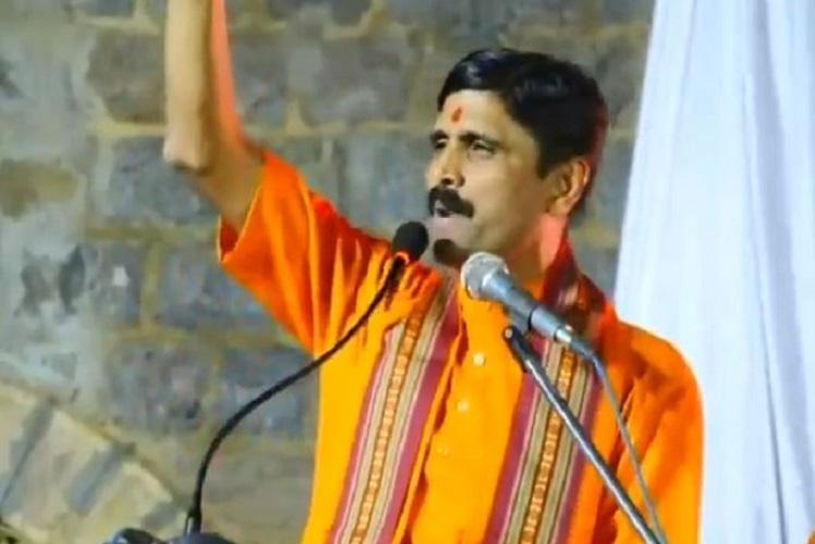 Student protesters should meet Gauri Lankeshs fate Sri Rama Sene member