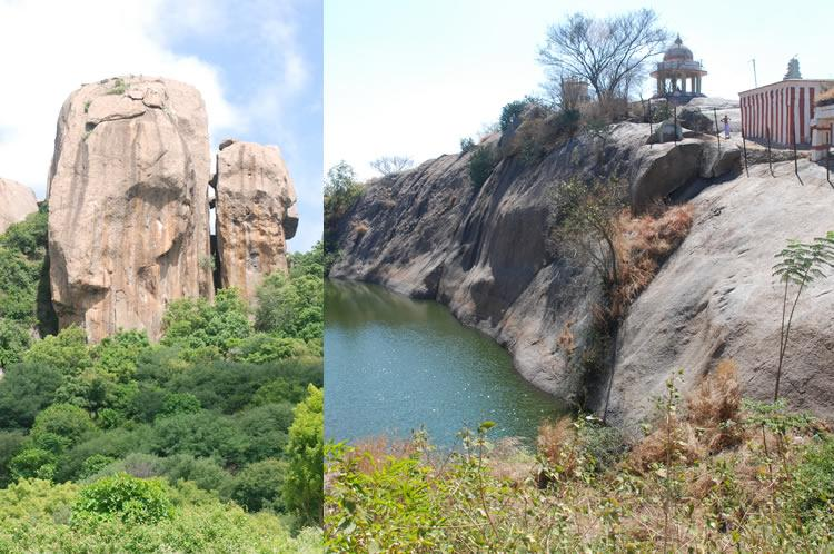 The lofty rock formations of Ramanagara A trip to the land of Gabbar Singh