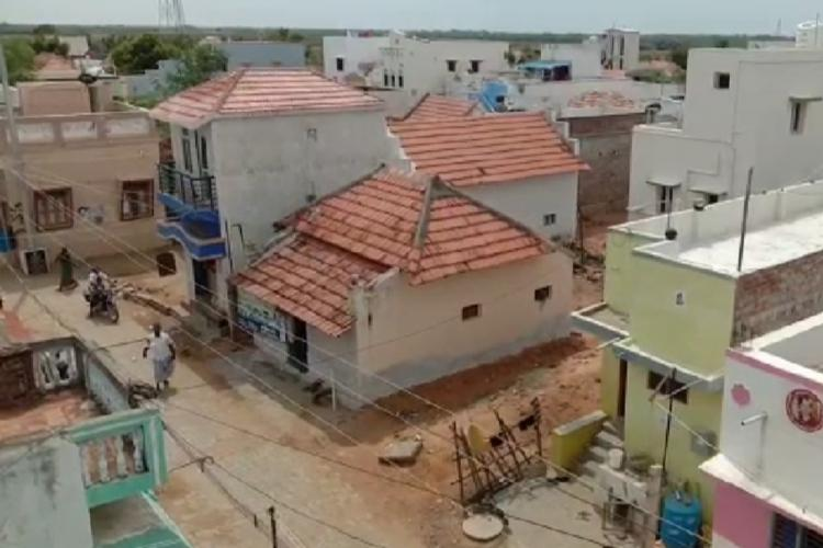A Yadava Colony in Ramanathapuram