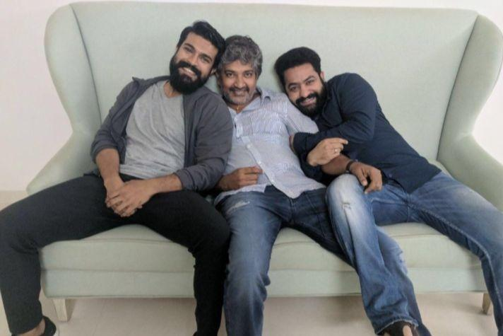 SS Rajamouli on the lookout for female leads for Jr NTR Ram Charan starrer