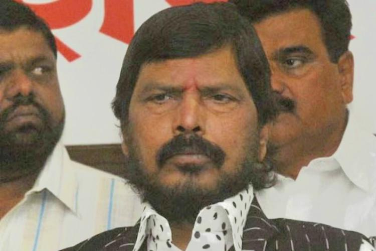 YSRCP can join NDA and Jagan can be Andhra CM says Union Minister Athawale