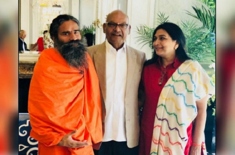 Babas black sheep moment Ramdev backs Sterlite after meeting Vedanta boss