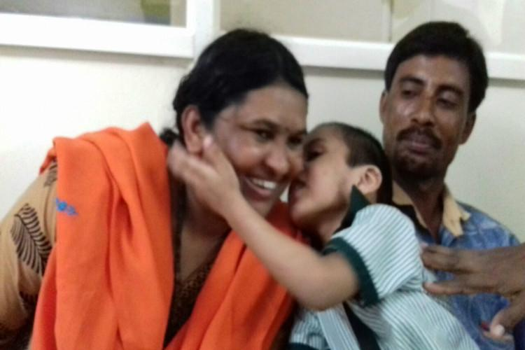 Kerala hospitals act of compassion Lost Rajasthani woman reunited with her family