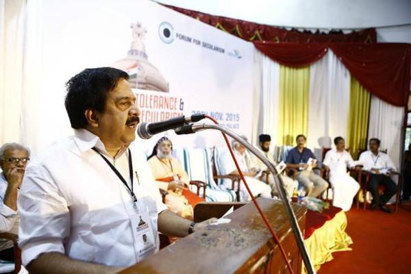 Jisha rape and murder After Modi slams UDF govt over inaction Chennithala calls it cheap politics