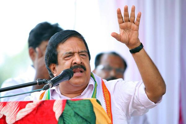 Need CBI to probe MKR Pillais alleged links with ex-Cong leader Chennithala writes to CM