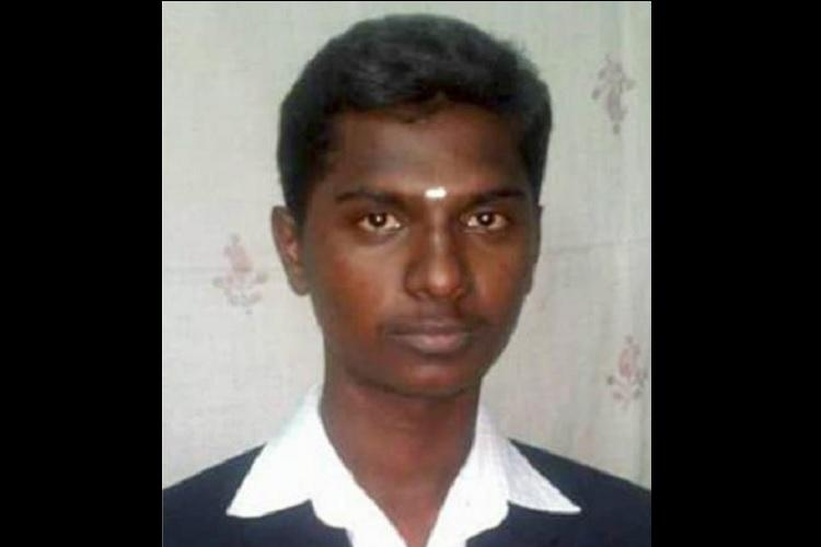 Ramkumars suicide a case of negligence on the part of Puzhal Prison