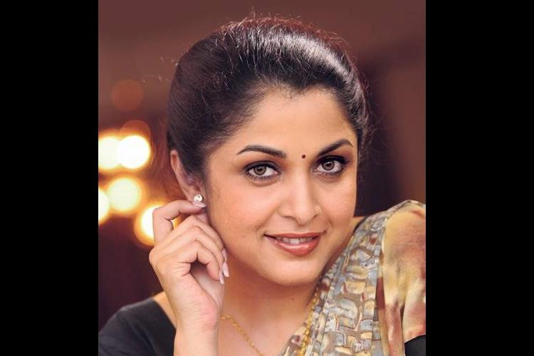All hail Ramya Krishnan Neelambari and goddess rolled into one