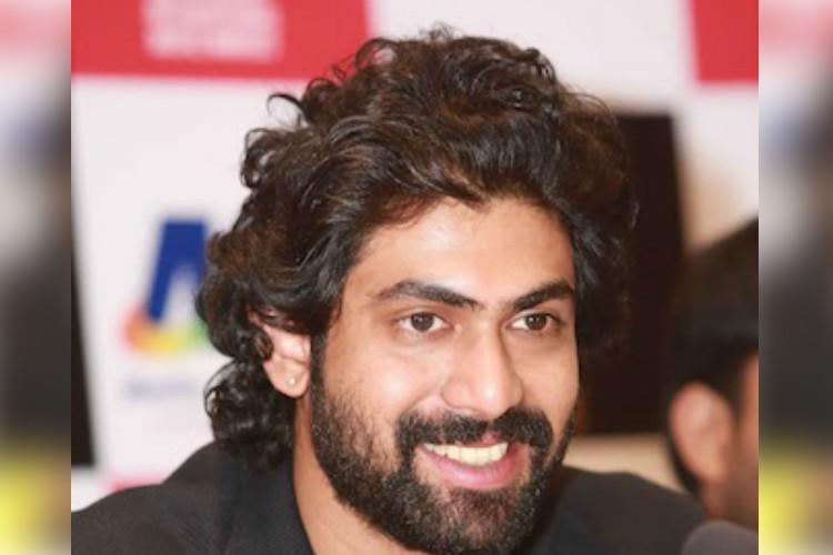 Actor Rana Daggubati To Play Travancore King In Mollywood