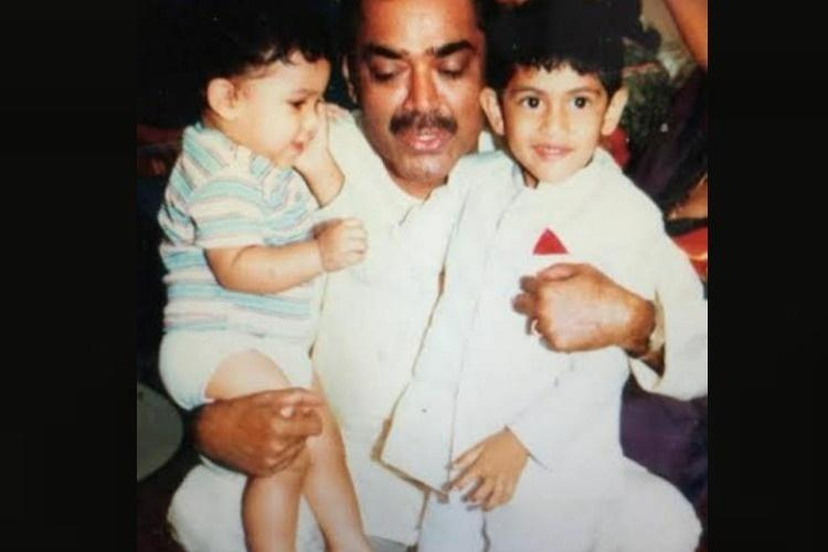 Miss you Tatha Rana shares emotional post on producer Ramanaidus death anniversary