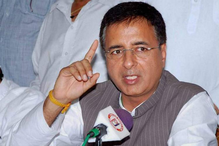 Congress lists multiple surgical strikes slams Centre for politicising 2016 action