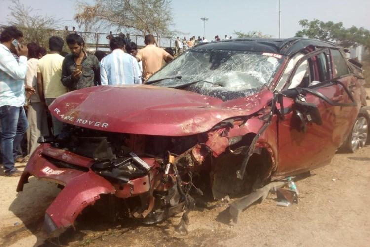 Bengaluru businessman dies in accident during test drive of luxury SUV