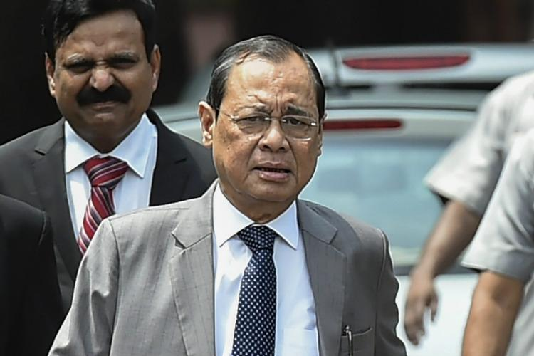 Justice Ranjan Gogoi set to take over as next Chief Justice of India