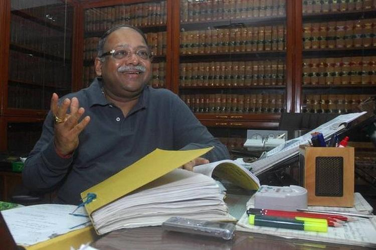 Solicitor General Ranjit Kumar steps down on personal grounds