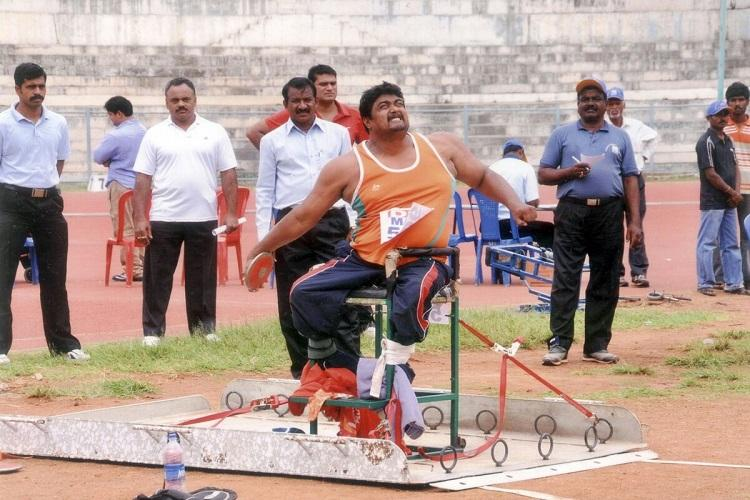 No use of achievements says TN paralympian rejected thrice for Dhyan Chand Award