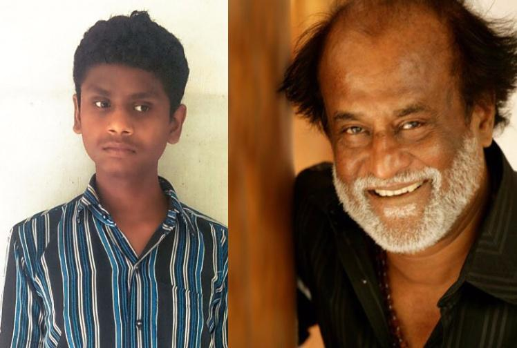 I love his voice This Rajinikanth fan cant see the Superstar still adores him