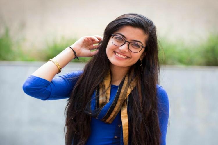 Im here to stay Rashmika speaks up on abuse from Rakshit fans