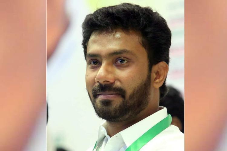 AIADMKs lone MP and OPS son Ravindranath eyes MoS post