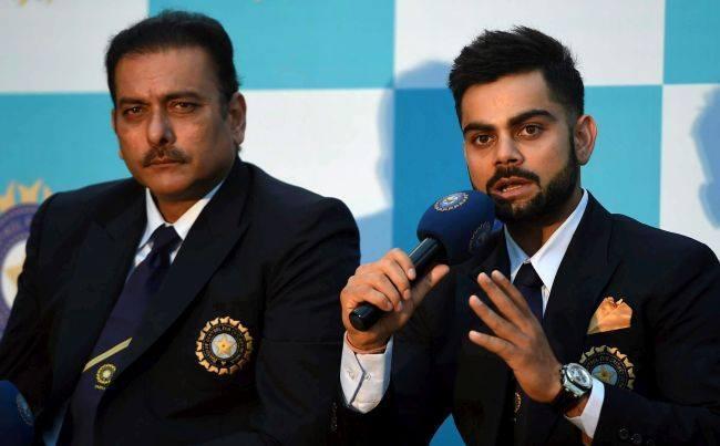 Ravi Shastri to stay Team Director till 2016 World T20 BCCI