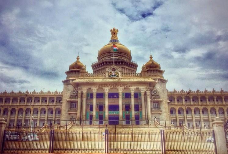 At 60 the majestic Vidhana Soudha remains poetry in stone