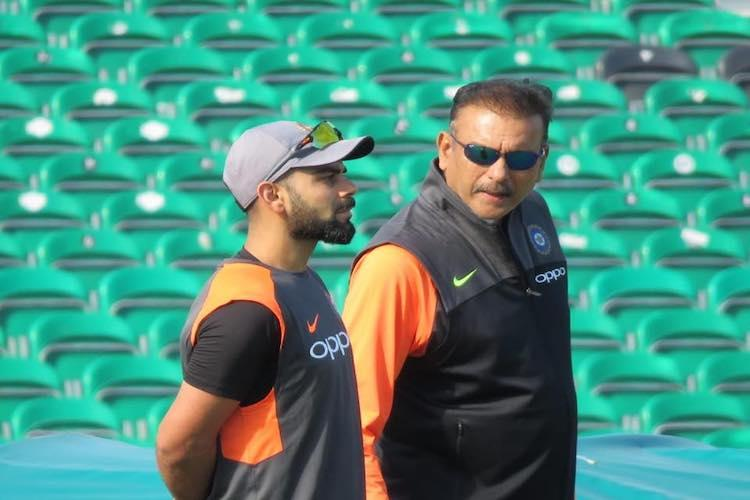 Mental discipline will be key Shastri urges team to believe in themselves