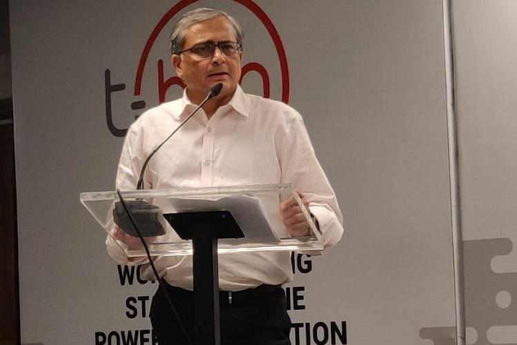 T-Hub announces Ravi Narayan as new CEO effective January 2019