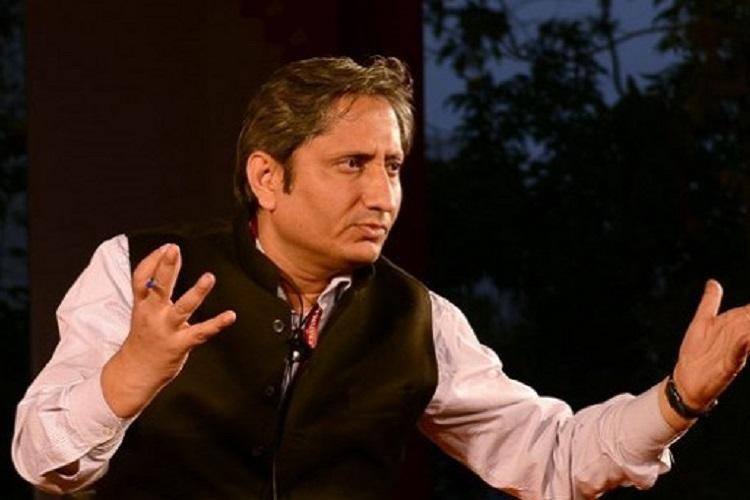 हाउडी मोदी कार्यक्रम के लिए रवीश कुमार ने मोदी पर साधा निशाना...