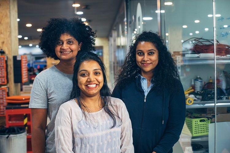 Meet Blurus women techies whove made a special baby monitor the first of its kind in the world