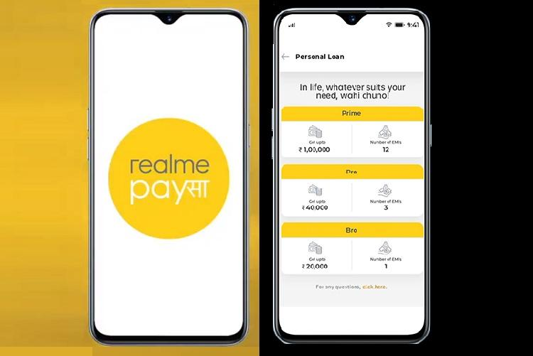 Realme forays into financial services launches PaySa platform