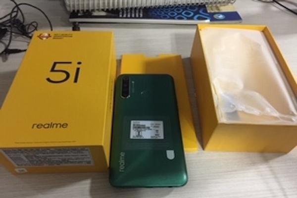 Realme 5i review Good budget smartphone with reverse charging quad-camera setup