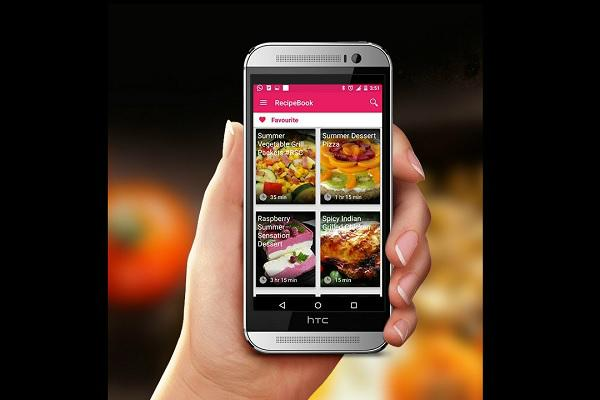 This top-rated Android app by Indian techies offers recipes based on whats in your kitchen