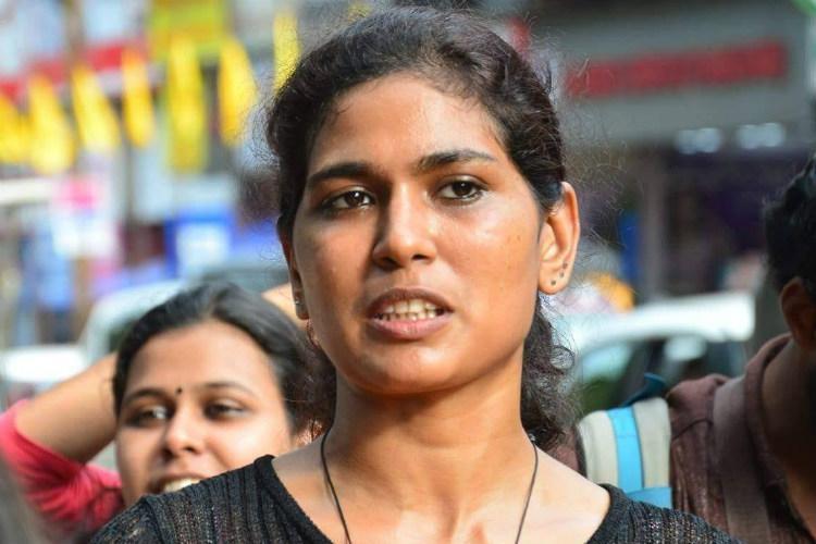 BSNL suspends activist Rehana Fathima following arrest