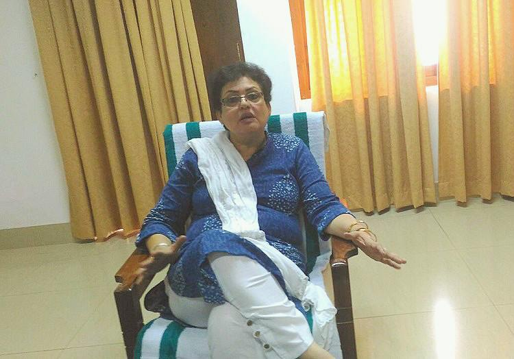 Forced conversion a reality in Kerala Pinarayi hiding like ostrich Womens Commission chief to TNM