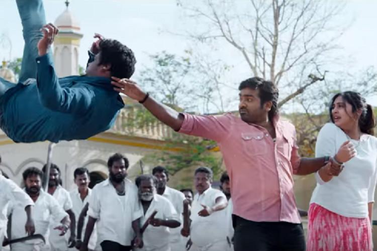 Rekka review This Vijay Sethupathi starrer has a bit of turbulence but the landing is smooth