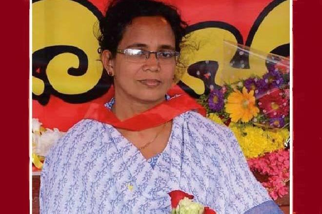 A murderer should not win KK Rema says RMP will work to defeat CPIMs P Jayarajan