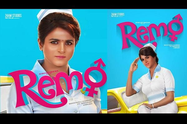 60 of Remo will feature Sivakarthikeyan playing a nurse