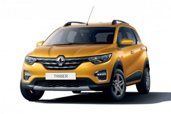 Renault Triber sub-4 metre MPVcoming soon to India All you need to know