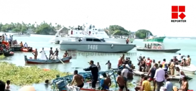Ferry which sunk in Fort Kochi was termite ridden held together by rusted nails