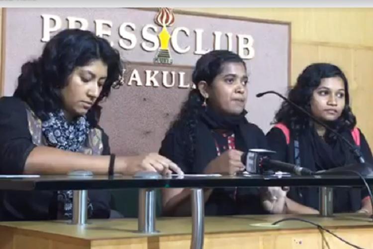 Ernakulam tense after three women express wish to visit Sabarimala at Press Club