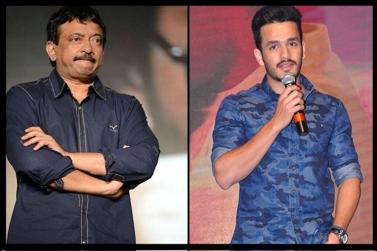 Akhil Akkineni says hes not working with RGV months after directors circle of life announcement