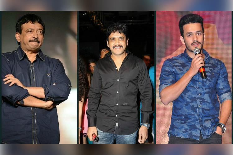 RGV announces film with Akhil Akkineni