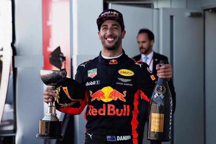 Ricciardo wins Monaco Grand Prix overcomes car trouble scare