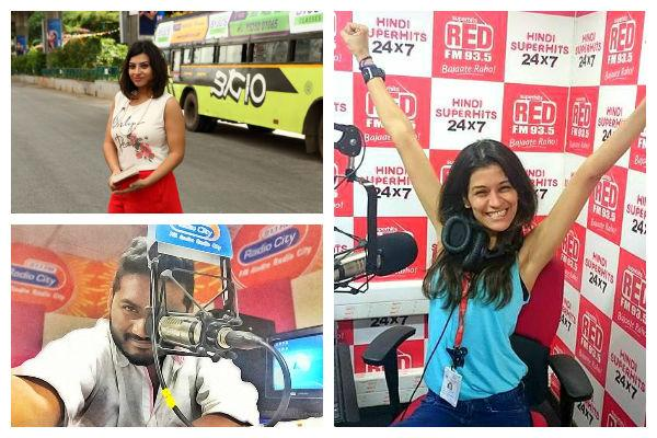 Life on the airwaves Bengaluru RJs on what its like to have a steamy affair with radio