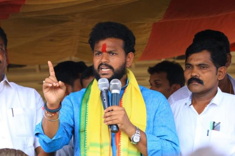 No Union Min has visited cyclone-hit areas in AP Srikakulam MP on Centres inaction