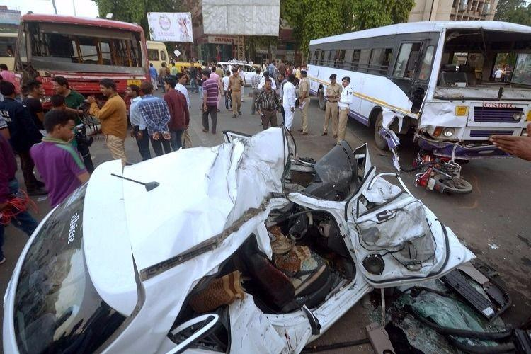 Road accidents claimed 17 lives every hour in 2016